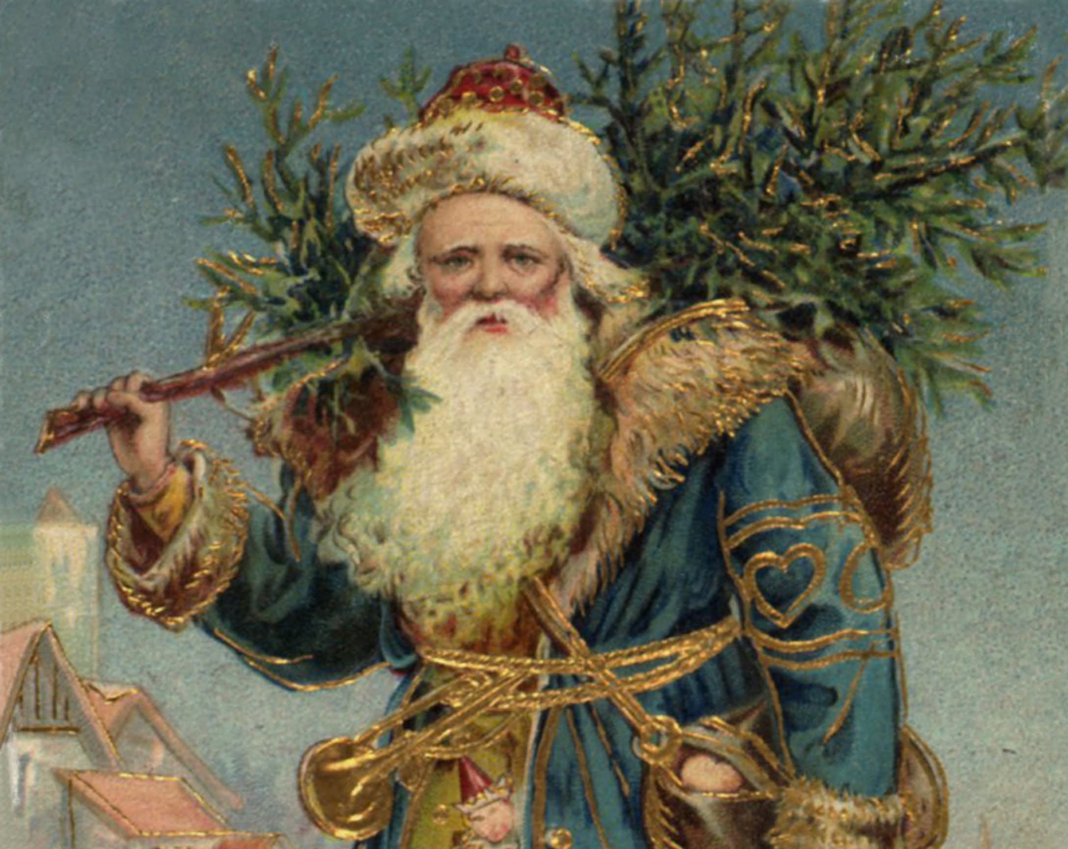 The Origins of Father Christmas