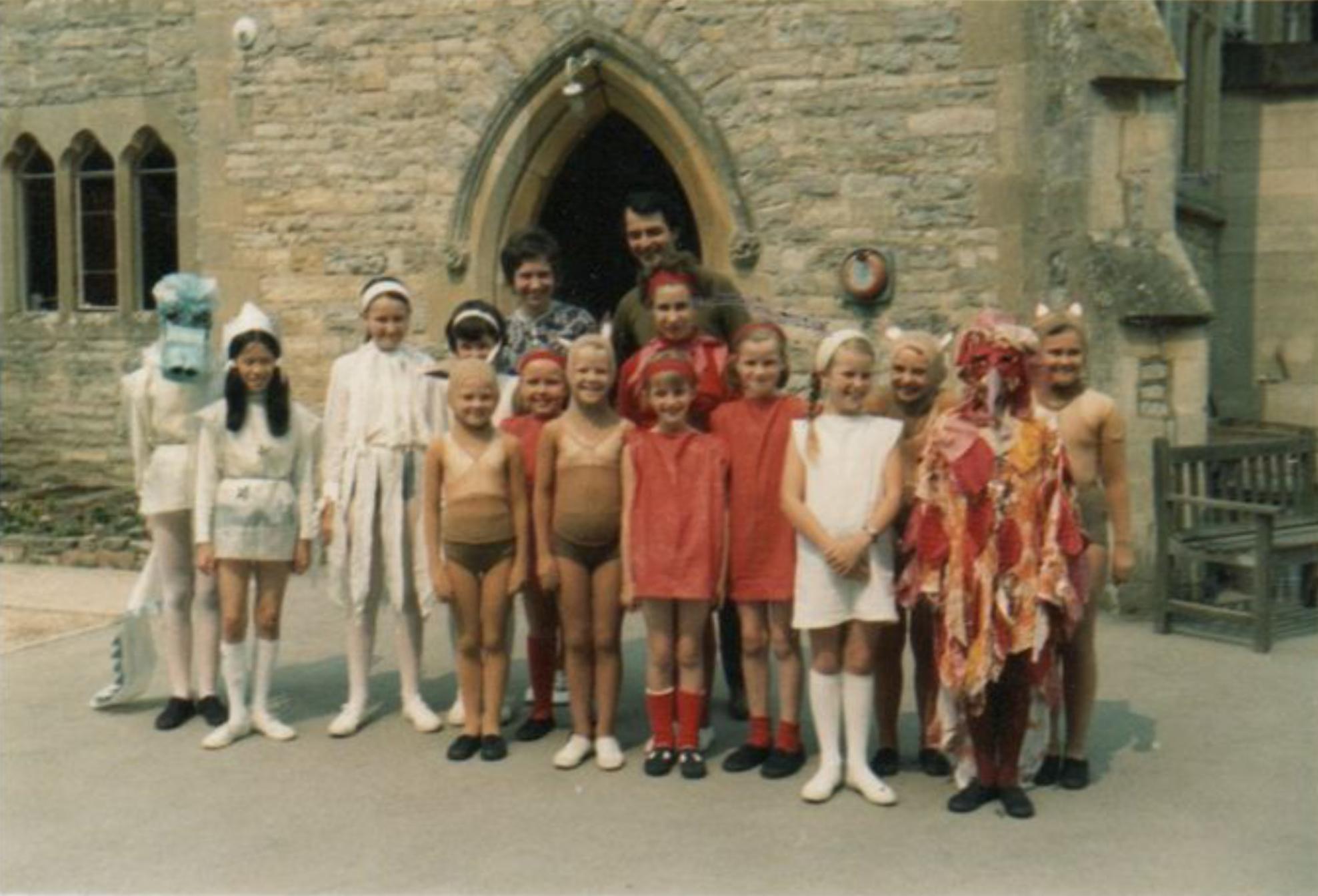 School Memories from 1970-1972